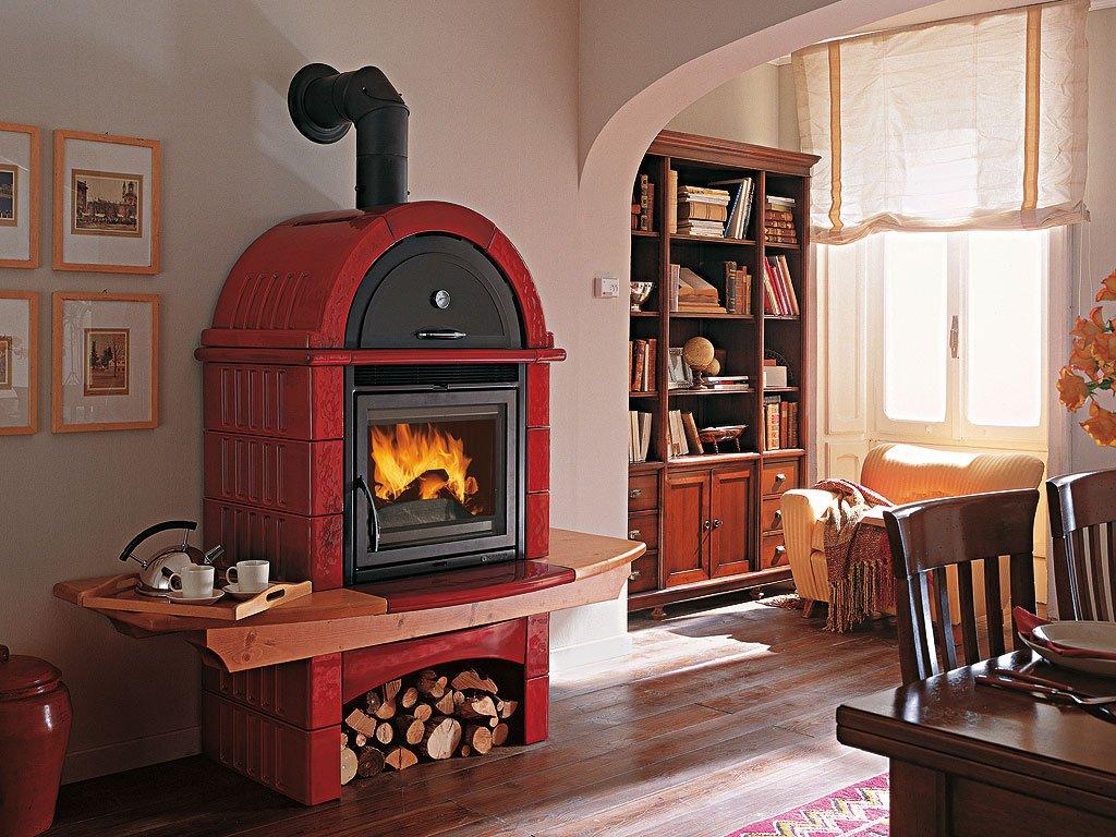 Falo 2L poêle à bois  Au coin du feu 38440 Saint Jean de Bournay