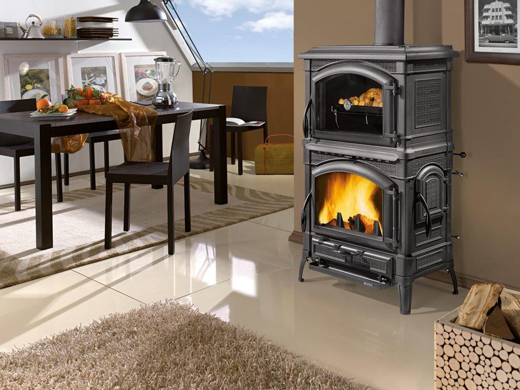Isotta forno poêle à bois  Au coin du feu 38440 Saint Jean de Bournay
